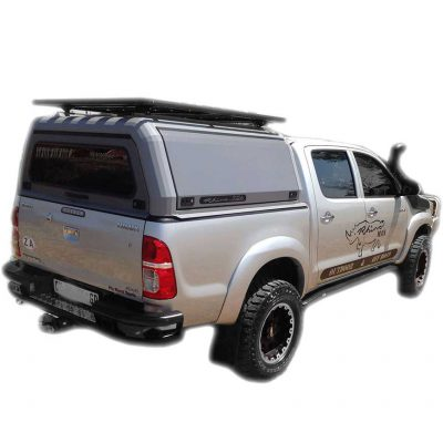 Hilux Dual Cab Canopy