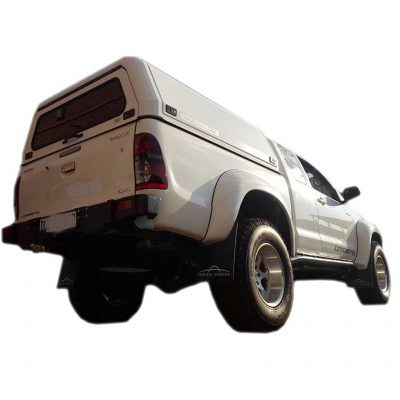 Hilux Extra Cab Canopy