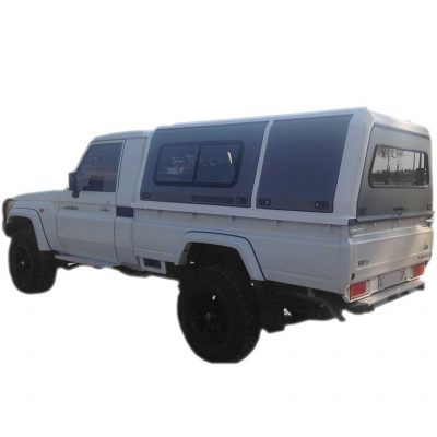 Toyota Landcruiser Single Cab Canopy