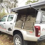 Canopy Storage Organiser - The Bush company