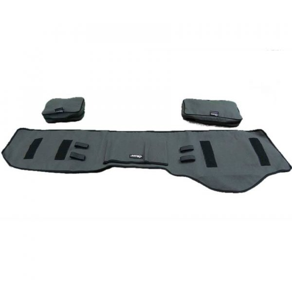 Isuzu D Max Dashboard Organiser The Bush Company Australia