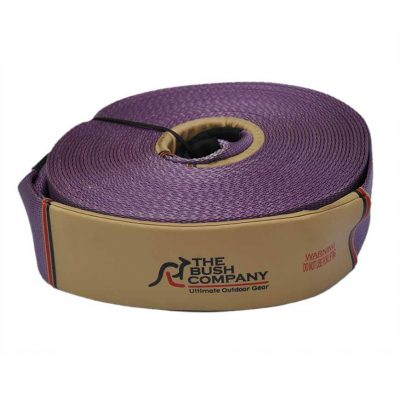 Heavy Duty Pull Strap 20m 10t single