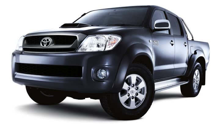 Toyota Hilux Sr5 Vigo 2005 2016 Dashboard Organiser The