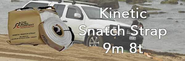 Kinetic Snatch Strap 9m 8t
