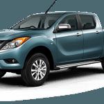 Mazda BT-50-Dashboard Organiser