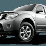 Nissan Navara-Dashboard Organiser