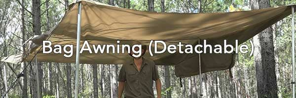 Bag Awning - The Bush Company