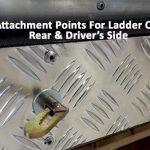 Ladder attachment points
