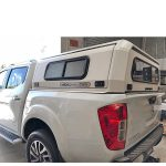 Nissan Navara D23/NP300 canopy rear side view