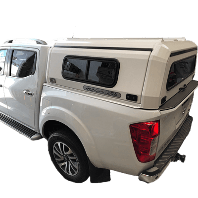 Nissan Navara D23/NP300 canopy side view