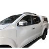 Nissan Navara D23/NP300 canopy front side view