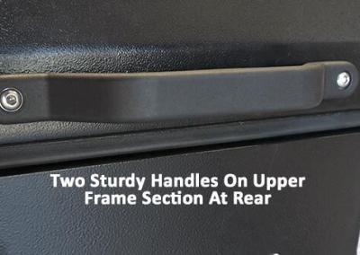Rear-Handles